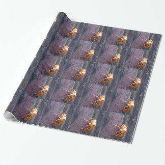 Zikaden-Nymphe Geschenkpapier