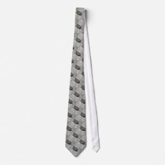 Zikaden-Wanzen-Gesichts-Natur-Muster Krawatte