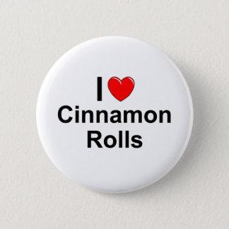 Zimt Rolls Runder Button 5,1 Cm