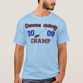 Zimtherausforderung Champion T-Shirt