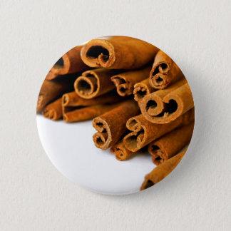 Zimtweihnachten Runder Button 5,1 Cm