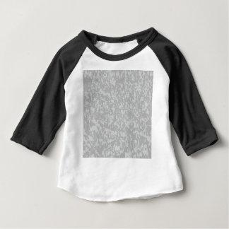 Zink-Platten-Hintergrund Baby T-shirt