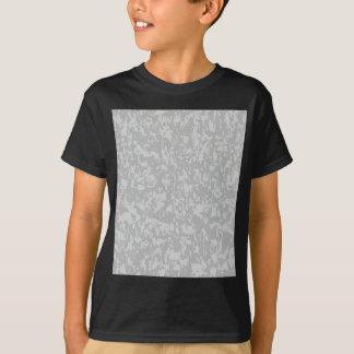 Zink-Platten-Hintergrund T-Shirt