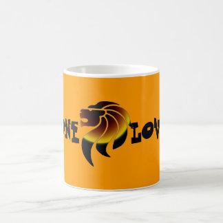 ZioN4US - EINE LIEBE Kaffeetasse