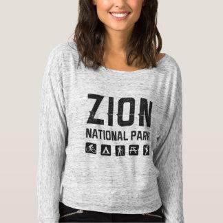 Zion flowy Shirt Nationalparks (Utah)