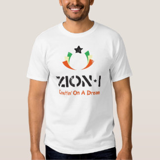 Zion I Coastin auf einem TraumT - Shirt