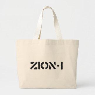 Zion-i einfach jumbo stoffbeutel