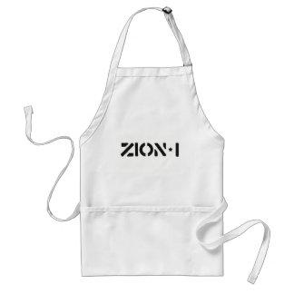 Zion-i einfach schürze