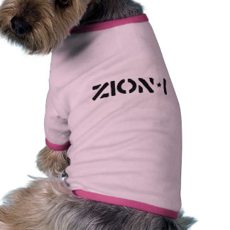 Zion-i Simple Doggie T Shirt
