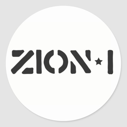 Zion-i Simple Stickers