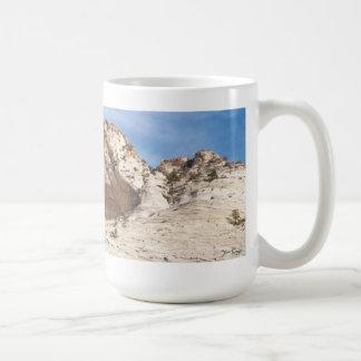 Zion LandschaftsTasse Kaffeetasse