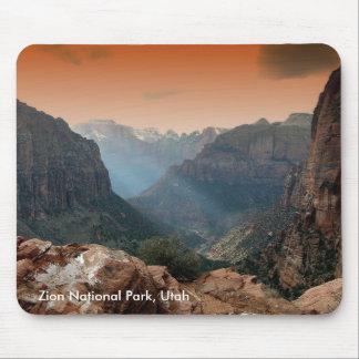 Zion Nationalpark, Utah Mousepad