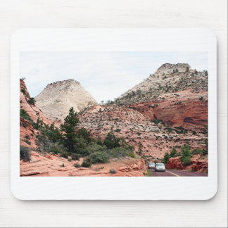 Zion Nationalpark, Utah, USA 23 Mousepad