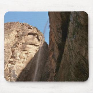 Zions weinender Felsen an Zion Nationalpark Mousepad