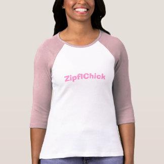 ZipflChick (Rosa) T Shirts