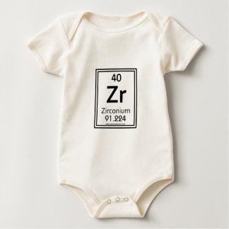 Zirkonium 40 baby strampler