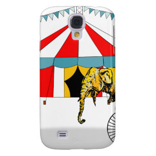 Zirkus-Erinnerungsstücke zum Gedenken an Galaxy S4 Hülle