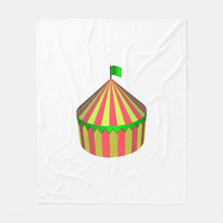 Zirkus Fleecedecke