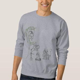 Zirkus im Freien Sweatshirt