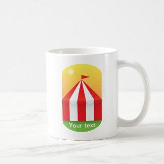 Zirkus Kaffeetasse