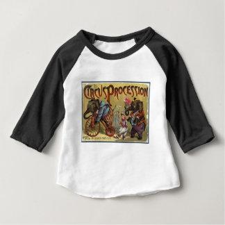 Zirkus-Prozession Baby T-shirt