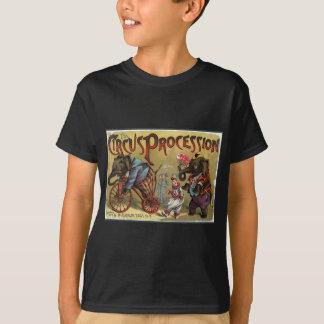 Zirkus-Prozession T-Shirt