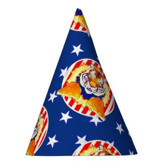 Zirkus-Tigerpapier-Partyhut Partyhütchen