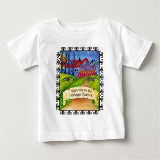 Zirkus-Zelt Baby T-shirt
