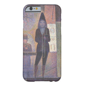 ZirkusSideshow durch Georges Seurat, Vintage Kunst Barely There iPhone 6 Hülle