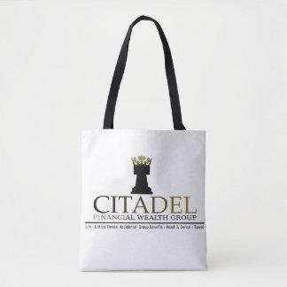 Zitadellen-Finanzreichtums-Gruppen-Taschen Tasche