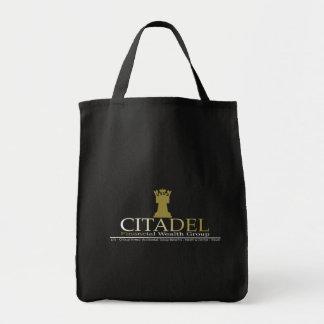 Zitadellen-Finanzreichtums-Gruppen-Taschen Tragetasche