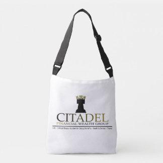 Zitadellen-Finanzreichtums-Gruppen-Taschen Tragetaschen Mit Langen Trägern