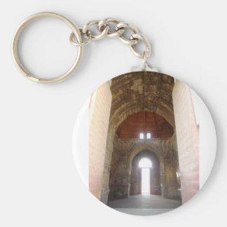 Zitadellen-monumentale Zugangs-Tür Schlüsselanhänger