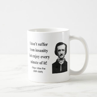 Zitat 6b Edgar Allen Poe Kaffee Tassen