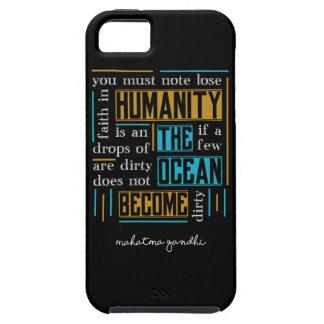 Zitat durch Mahatma Gandhi Etui Fürs iPhone 5