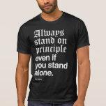 Zitat I Johns Adams T-shirt