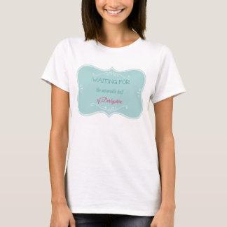 Zitat Janes Austen - wartete die elende Hälfte T-Shirt