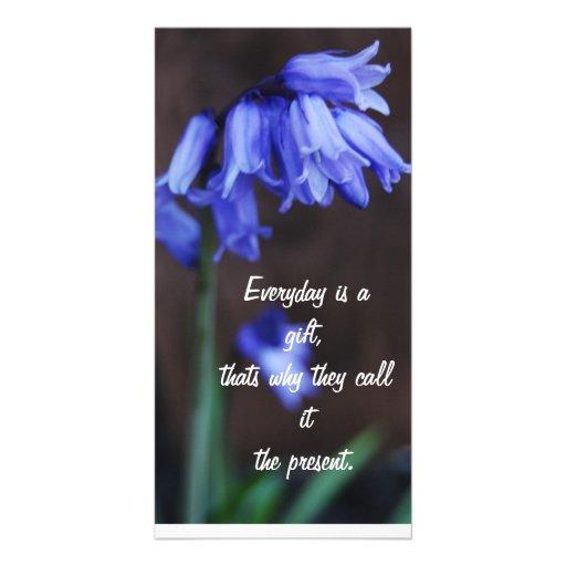 Zitate blumen fotokartenvorlagen zazzle - Blumen zitate ...