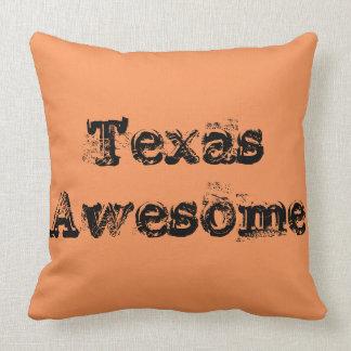 Zitatthrow-Kissen Texas fantastisches Kissen