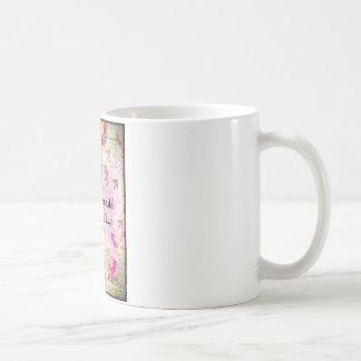 Zitieren Sie durch Emily Bronte - Terror machte Kaffeetasse