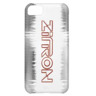 Zītron grauer Soundwave Iphone 5 Kasten iPhone 5C Hülle