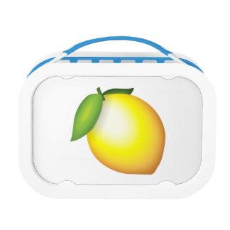 Zitrone - Emoji Brotdose