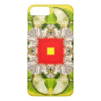 Zitrone frisch iPhone 8 plus/7 plus hülle