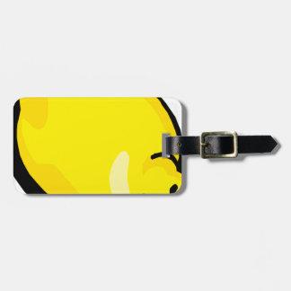 Zitrone Gepäckanhänger