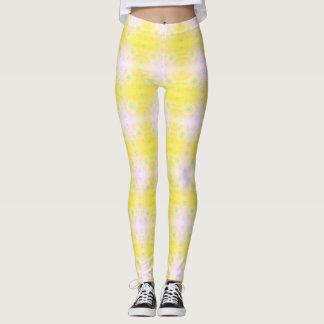 Zitrone Leggings