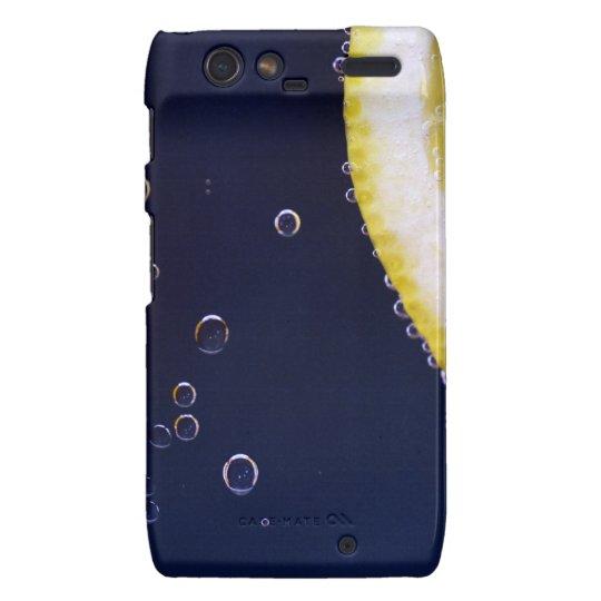 Zitrone Motorola Droid RAZR Case