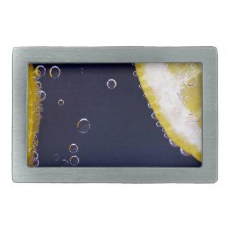 Zitrone Rechteckige Gürtelschnalle