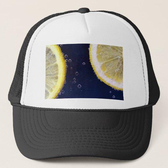 Zitrone Retrocap