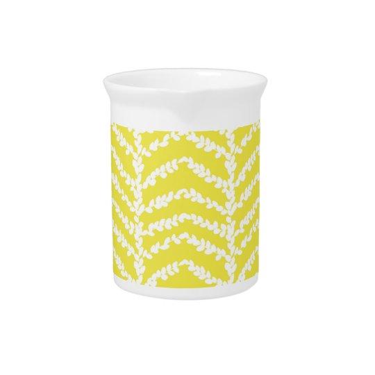 Zitroneenglischer Boxwood-Getränk-Krug Krug