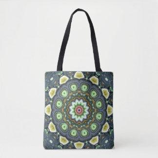 ZitroneLimoner Mandala Tasche